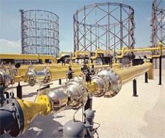 Station automated gas-distributing Drogobych-10