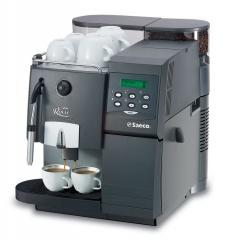 Productive Saeco Royal Digital redesign coffee