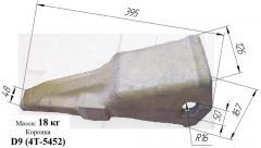 Коронка екскаваторна, K90 (загального призначення)