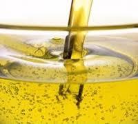 Sunflower oil not refined 1st grade