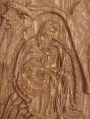 Iconostases from a tree