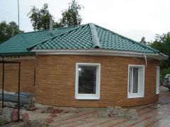 To roof garage Chernihiv