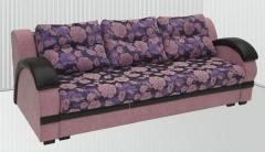 The upholstered furniture from the producer,