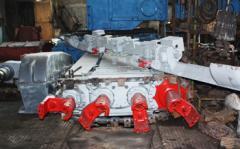 UKD200-250.00.00.000-100 combine spare parts.