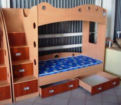 To buy the Casper children's set 3, bunk