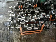 YaMZ 236 crankshaft, R-2 (proshlifovan)