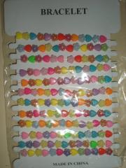 Детские браслеты 4337, упаковка 12 шт.