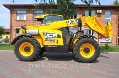 Telescopic loader of JCB 536-60
