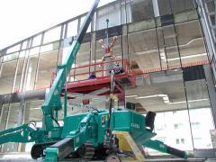 Pass the MAEDA MC 405 CRM-E crane