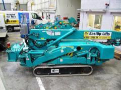 Pass the MAEDA MC 305 CRM-2 crane