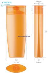 Пластиковые флаконы Серия 158 - Лира