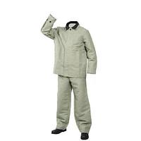 Suit of the welder from tarpaulin 480grm2