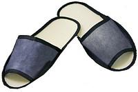 Slippers for a sauna 39r Danson (blue, brown,
