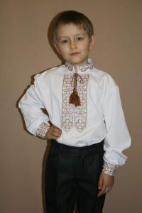 Сорочка детская