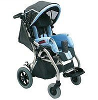 Rehabilitation baby carriage of Rehab Buggy OSD