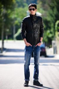 Jackets are youth, Leather youth jackets,