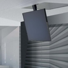 Ceiling elevator of the MAIORflip 85 TV
