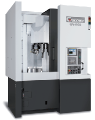 Vertical GOODWAY lathe of fashions. GV-800 with