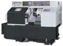 The turning capstan lathe with ChPU GOODWAY of