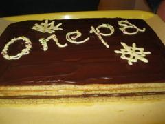 Французский плоский торт