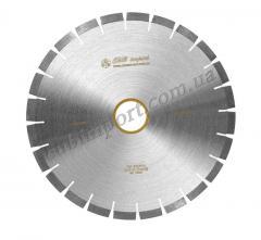Пила дисковая для порезки гранита 350мм бесшумная