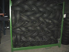Containers (pallets) for tires