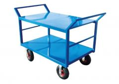 The cart non-standard (under the order)