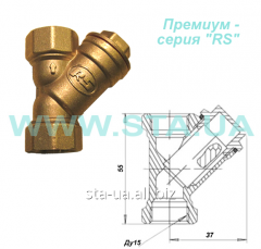 Filters for water brass Du15mm mesh