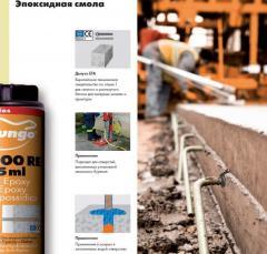 Anchor chemical glue: MIT600RE Epoxy