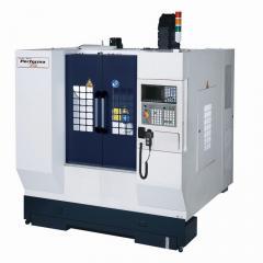 The vertical milling machine with ChPU AKIRA-SEIKI
