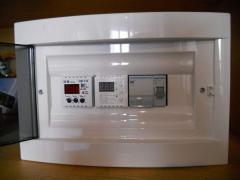 Thermal Regulation Automatic Equipment Block