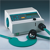 The device for cryotherapy (electrocryotherapy) of