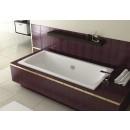 Bathtub acrylic LINEA 160x80
