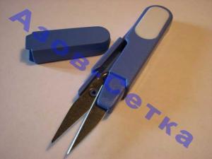 Ножницы кусачки пружинные с защитным колпачком, купить (цена) в Украине