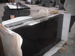 Базальтова плитка полірована, калібрована