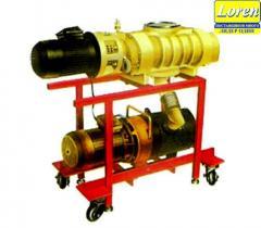 Pump AVR-150 installation