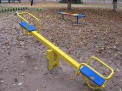 Friendship balance weight, playground