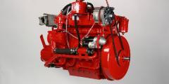 Marine engines and repair parts
