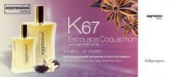 Aggressive Perfume-K67-Escolada Colection-Woman