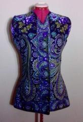Vest female of a pavloposadsky scarf 659 UAH (size
