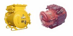 Winches are sinking, mine, auxiliary LPEP -