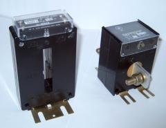 Transformers of current T-0,66, A with a 16-year intertesting interval.