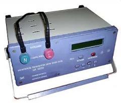 Измеритель параметров цепи фаза-нуль ЦК0220.