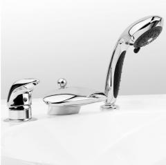 Смеситель на борт ванны NIAGARA (3 эл.) LUX