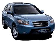 Автомобиль Hyundai Santa Fe
