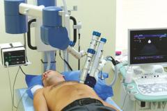 Shock and wave therapy of cardiovascular diseases