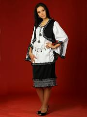 Вышитый женский костюм - вышиванка ЖК 15