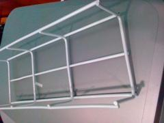 Mesh cable tray of SKL-4,0-50h200h3000-02 (piece)