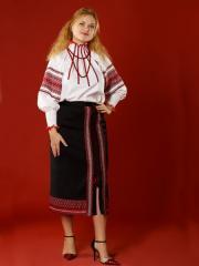 Вышитый женский костюм - вышиванка ЖК 1