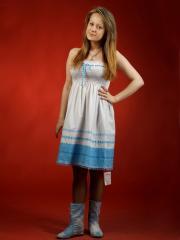 Женское платье - вышиванка ЖП 3-12